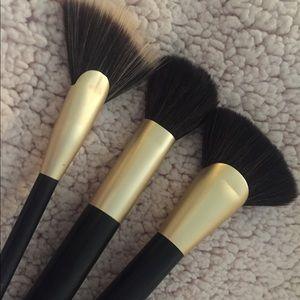 Sonia contour set brushes (set of 3)